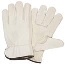 Memphis BB692 MCR Memphis Grain Cow Leather Drivers Gloves, Size: Large