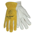 Tillman BB845 Tillman Top Grain Cowhide Drivers Gloves, Size: Large