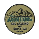 5ive Star Gear 6660000 Pvc Morale Patch - The Mountains Are Calling
