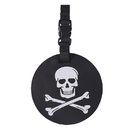 5ive Star Gear 6673000 Jolly Roger Luggage Tag