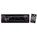 Boss Single Din CD/MP3 Receiver, Bluetooth, USB, Front Aux, Remote