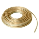 CABLE12500 Speaker Wire Audiopipe 12Ga 500' Clear
