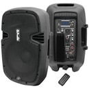 PPHP1037UB Pyle Pro powered speaker with mp3 bluetooth record function