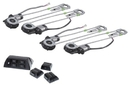 PROW4004 Power Window Kit;Universal With 7 Switches;For 4 Windows