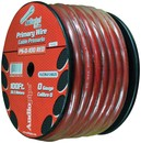 PS0100RD Audiopipe Flexible Power Cable 0 Ga. 100 Ft. Red