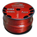 PW4RD Power Wire Audiopipe 4Ga 250' Red