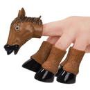 Accoutrements ACC-12543-C Handihorse Finger Puppets, Set of 5