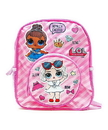 Accessory Innovations L.O.L. Surprise! Glam Bling Bow 12-Inch Pink Backpack