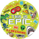 Amscan Epic Party 9