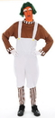 Angels Costumes Chocolate Worker Men's Adult Costume