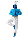 Angels Costumes Blue Genie Men's Costume - X-Large