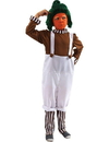 Angels Costumes Chocolate Worker Child Costume, Small