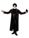 Angels Costumes Gothic 'The Crow' Avenger Adult Costume, Standard