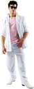 Orion Costumes Florida Detective Adult Costume, Standard