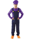 Angels Costumes Bad Plumber's Mate Men's Costume Standard