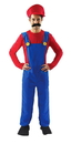 Angels Costumes Super Plumber Men's Costume