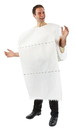 Angels Costumes Toilet Paper Roll Adult Costume - One Size