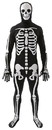 Orion Costumes ANG-17191-C Classic Skeleton Adult Costume Skin Suit - X-Large
