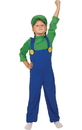 Angels Costumes Super Plumber's Friend Child Costume - Small