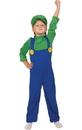 Angels Costumes Super Plumber's Friend Child Costume