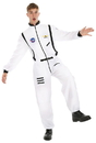 Orion Costumes Women's White Astronaut Costume - Small