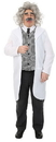 Angels Costumes Albert Einstein Adult Costume