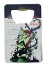 Adventure Trading AVT-ADTCBA13036-C DC Comics Bombshells Poison Ivy Credit Card Bottle Opener
