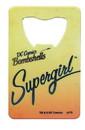 Adventure Trading AVT-ADTCBA13039-C DC Comics Bombshells Supergirl Credit Card Bottle Opener