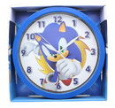 Accutime Watch AWC-SNC3002-C Sonic The Hedgehog 9.5 Inch Battery Operated Wall Clock