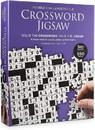 Babalu BAB-2019-C Crossword 550 Piece Jigsaw Puzzle 3rd Edition