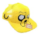 Bioworld BIW-08780-C-AN00 Adventure Time Jake Furry Snapback Hat One Size Fits Most