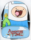 Bioworld BIW-34801-C Adventure Time With Finn And Jake Character Backpack
