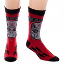 Bioworld Suicide Squad Deadshot Men's Crew Socks