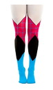 Bioworld BIW-GT44NTMPU-C Marvel Spider-Gwen Women's Sheer Costume Tights