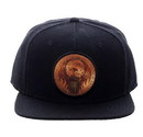 Bioworld BIW-SB4GL6FAN-C Fantastic Beasts and Where to Find Them Macusa Shield Black Snapback Hat