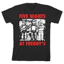 Bioworld BIW-TS3SJ2FNFXL Five Nights at Freddy's