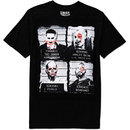 Bioworld BIW-TS47LGSSQXXL Suicide Squad Mug Shot Shirt