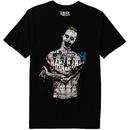 Bioworld BIW-TS47LWSSQXXL Suicide Squad Joker Hahaha Shirt