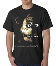 Bioworld Five Nights at Freddy's Eclipse Youth T-Shirt