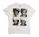 Bioworld The Golden Girls Slang Adult White T-Shirt