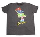 Bioworld Disney Duck Tales Characters Charcoal T-Shirt