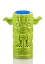 Beeline Creative Geeki Tikis Star Wars Master Yoda Mug Ceramic Tiki Style Cup Holds 12 Ounces