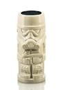 Beeline Creative Geeki Tikis Star Wars Storm Trooper Ceramic Tiki Style Mug Holds 15 Ounces