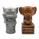 Beeline Creative Creative  BLC-44545-C Geeki Tikis Tom and Jerry Ceramic Mugs | Set of 2