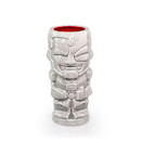 Beeline Creative Geeki Tikis Justice League Cyborg Mug - Crafted Ceramic - Holds 16 Ounces
