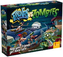 Friends Vs Zombies Family Board Game For 2-4 Players