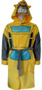 Costume Agent CAG-02265-C Transformers Bumblebee Adult Costume Robe