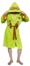 Costume Agent CAG-02312-C Teenage Mutant Ninja Turtles Adult Costume Robe, Michelangelo