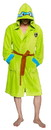 Costume Agent CAG-02313-C Teenage Mutant Ninja Turtles Adult Costume Robe, Leonardo