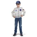 California Costumes NASA Child Costume Flight Jacket